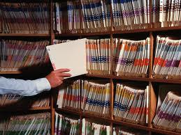 Заказать Архивирование документов