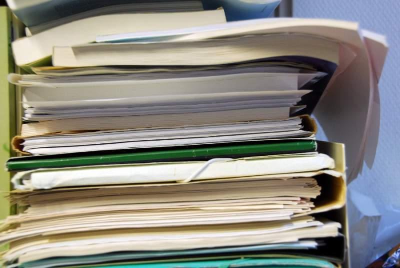 Заказать Хранение архивных документов