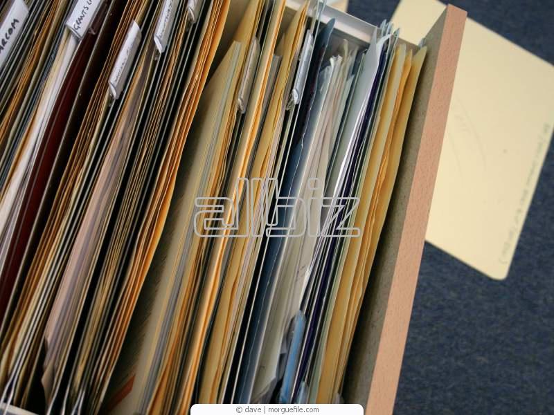 Заказать Архивация кадровых документов