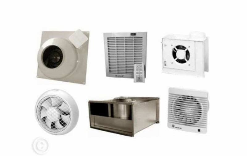 Заказать Монтаж систем вентиляции и кондиционирования воздуха
