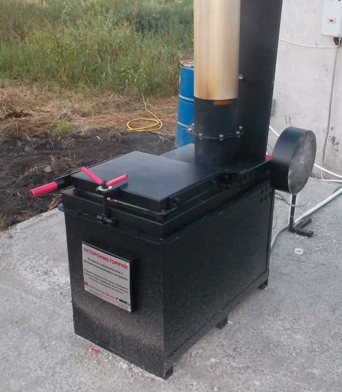 Монтаж и обслуживание утилизаторов термических