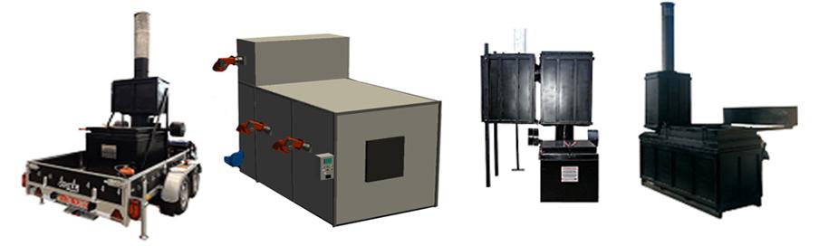 Производство печей-крематоров