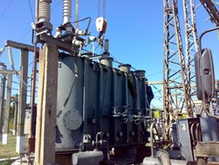 Заказать Ремонт электрооборудования, силовых трансформаторов