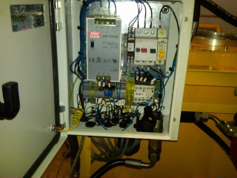 Производство электрошкафов