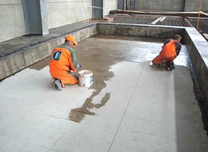 Заказать Гидроизоляция, теплоизоляция, антикоррозийная защита, химзащита (укладка химстойкой плитки), огнезащита конструкций оборудования и сетей.