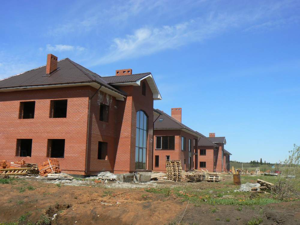 Заказать Строительство и отделка домов и зданий