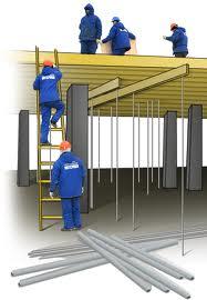 Заказать Электромонтажные работы объектов гражданского строительства