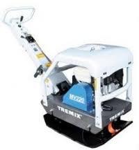 Order Rent of the Tremix MV220 vibrating plate, 215 kg.