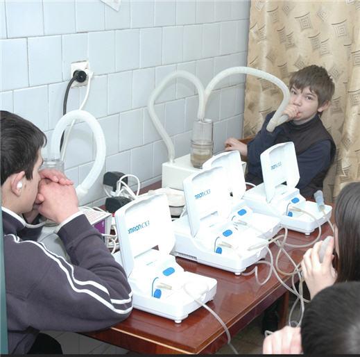 Заказать Комплексная реабилитация больных детей.