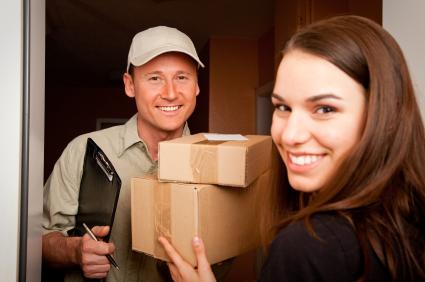 Заказать Экспресс-доставка посылок