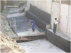 Заказать Услуга по гидроизоляции плотины