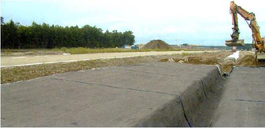 Заказать Услуга по защите грунтовых вод от загрязнения при строительстве