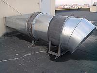 Монтаж и наладка систем вентиляции в Одессе