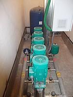 Прокладка внутренних сетей водопровода, Одесса