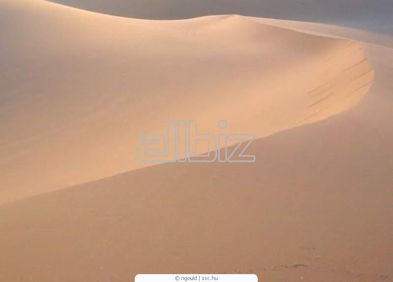 Заказать Добыча песка