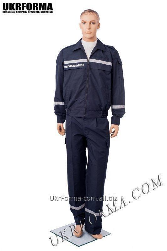 """Заказать Пошиття форменого одягу для працівників """"Державної служби з надзвичайних ситуацій"""""""