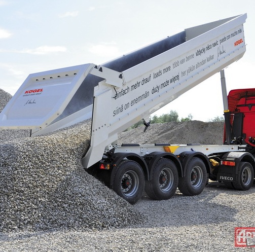Заказать Доставка песка 35 тонн