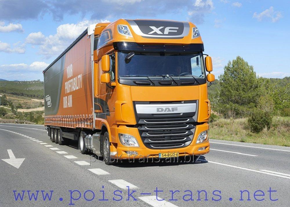 Order Cargo delivery from Poland to Ukraine