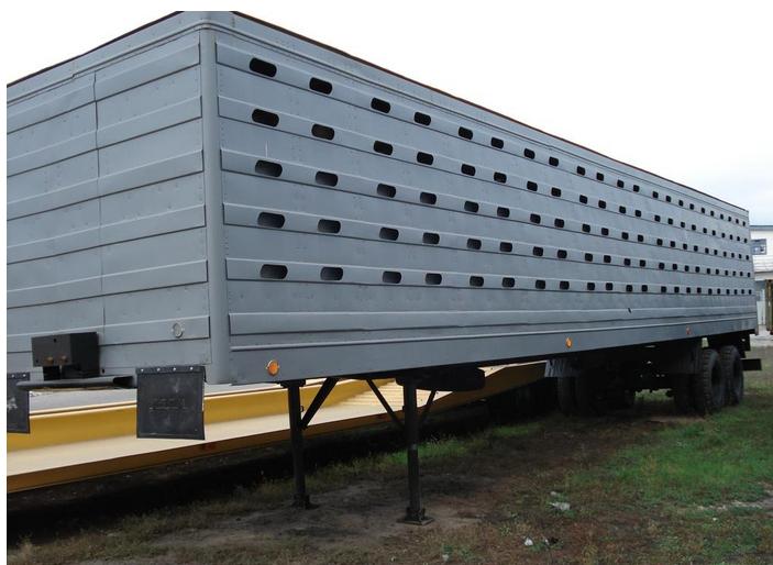 Заказать Перевозка скота по Украине