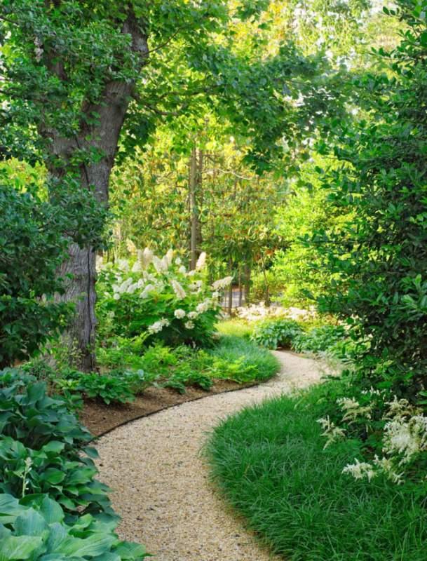 Заказать Дорожки садовые, камень в ландшафте