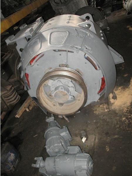 Заказать Ремонт и восстановление крупногабаритных узлов и агрегатов, разрешение № 1360423-60.24.1.