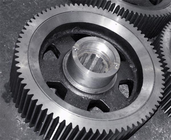 Заказать Изготовление зубчатых колес