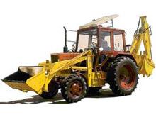 Заказать Выполняем землеройные работы экскаваторами емкостью ковша от 0.25 до 0.65 м3, цена от 90грн/час до 1500 грн/день.