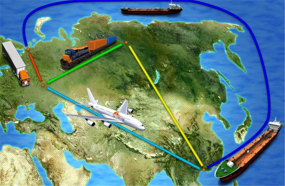 Order LKW-Beförderungen Ukraine - Europa - GUS - Russland - Asien
