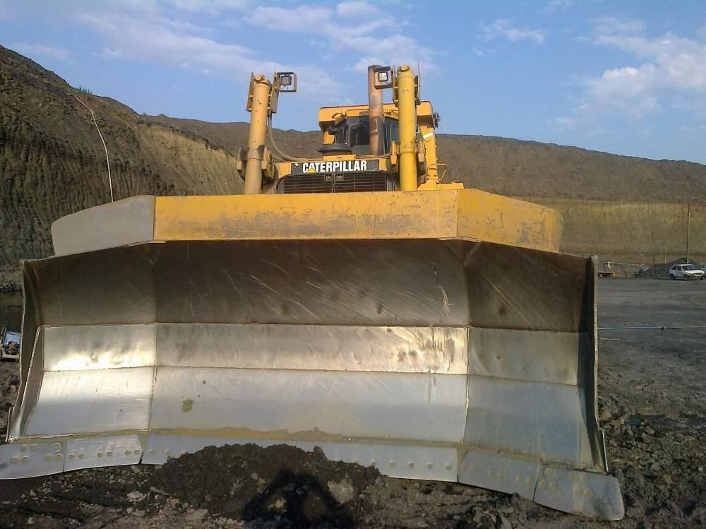 Заказать Аренда бульдозера Caterpillar D10