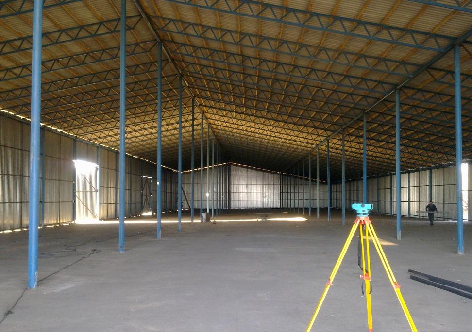 Заказать Строительство складских помещений. Гражданское строительство