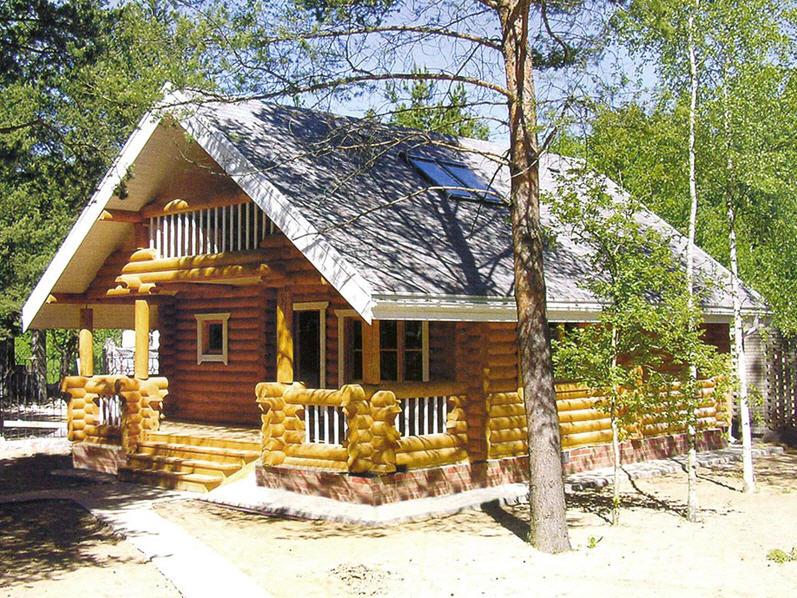 Заказать Строительство сооружений деревянных.