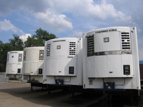 Заказать Перевозки грузов рефрижераторными контейнерами