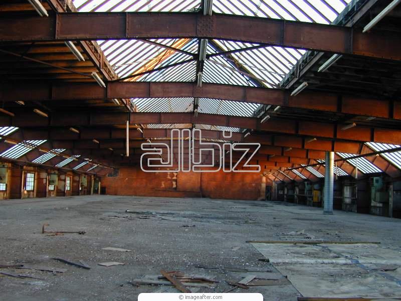 Заказать Аренда в г. Керчь производственных и складских помещений