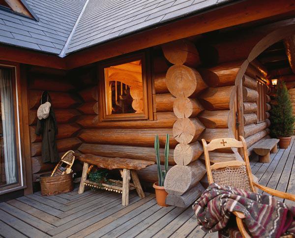Заказать Строительство домов из дерева, бани из дерева, отели из дерева, колыбы из дерева. Украина.