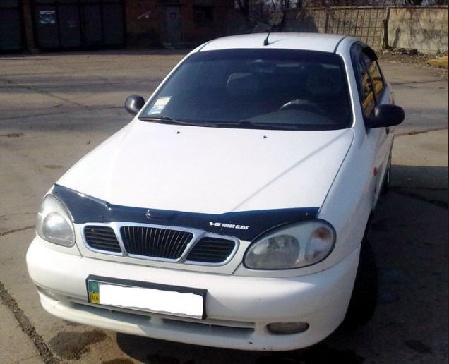 Order Hire, rent of a car by the day, Kiev Daewoo Sens