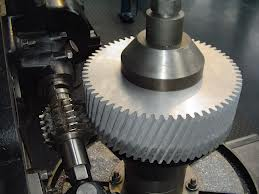 Order Works are gear-milling