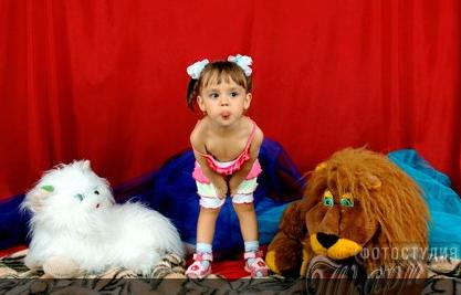 Заказать Фотосъемка детская