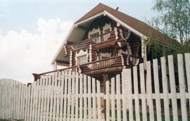 Заказать Строительство деревянных домов, дач