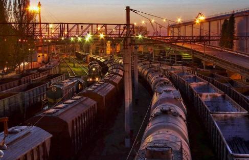Заказать Железнодорожные перевозки