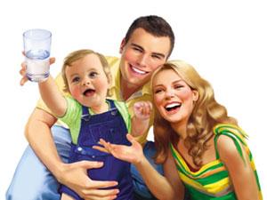 Доставляем воду в каждый дом.