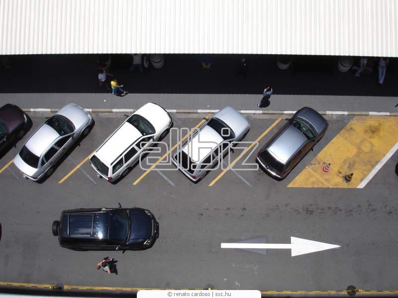 Заказать Парковка при гостинице