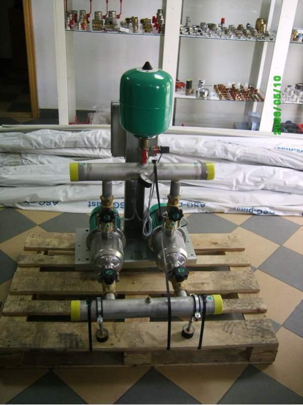 Заказать Установка водоснабжения в Ивано-Франковске