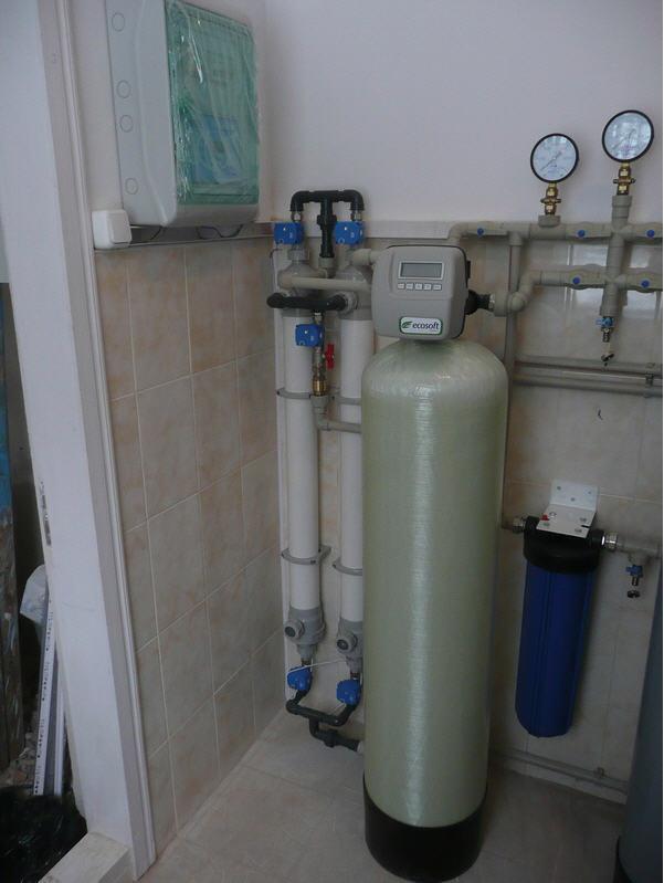 Заказать Установка систем очистки воды Львов