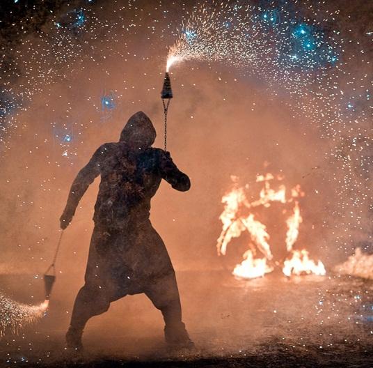 Заказать Укротители огня. Обучение новичков, объединение мастеров.