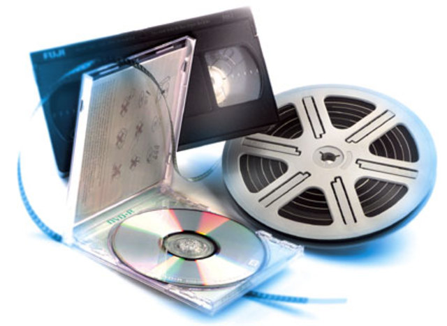 Mini dvd video recovery