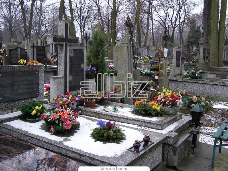 Заказать Услуги ухода за могилами на кладбищах, Херсонская область, Геническ