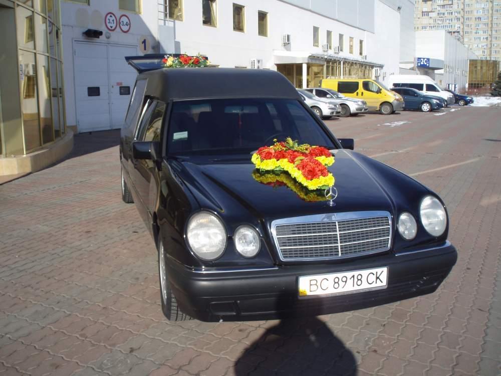 Заказать Медицинское сопровождение похоронных процессий, Херсонская область, Геническ