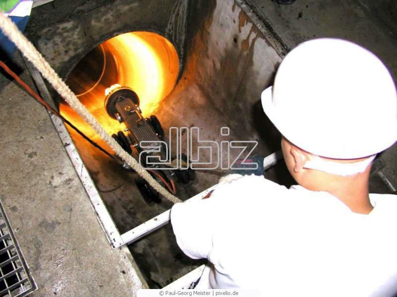 Заказать Очистка канализационных труб