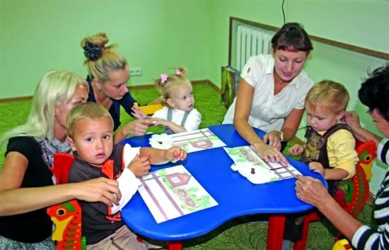 Заказать Развивающие занятия (от 6 месяцев до 3 лет) в Ирпене
