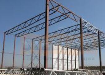 Заказать Проектирование ангаров из легких металлоконструкций